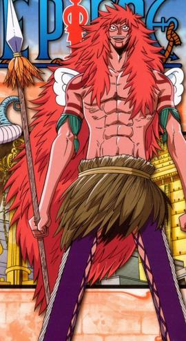 Kalgara in the anime