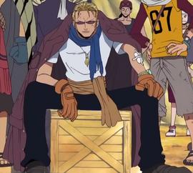 Кодза в аниме до таймскипа