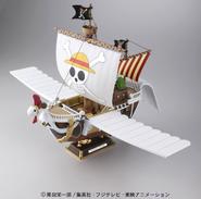 Presentacion modelo Going Merry volador