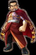 Sakazuki Marshal Thousand Storm