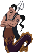 Aladine Anime Concept Art