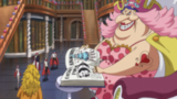 Big Mom Shows Vinsmokes Her Collection