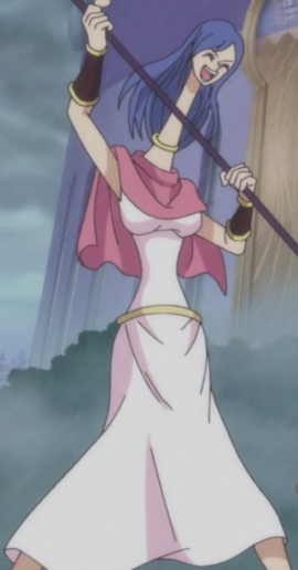 Charlotte Joscarpone in the anime