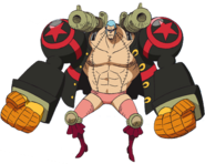 Franky Promotional Film Z Outfit