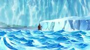 Jozu iceberg gigante