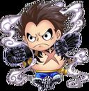 Luffy Jumputi Boundman