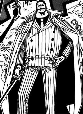 Stainless en el manga
