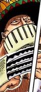 Jean Ango Initially in the Digitally Colored Manga