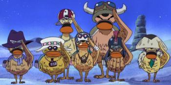 Pasukan Bebek Penagih Super Spot