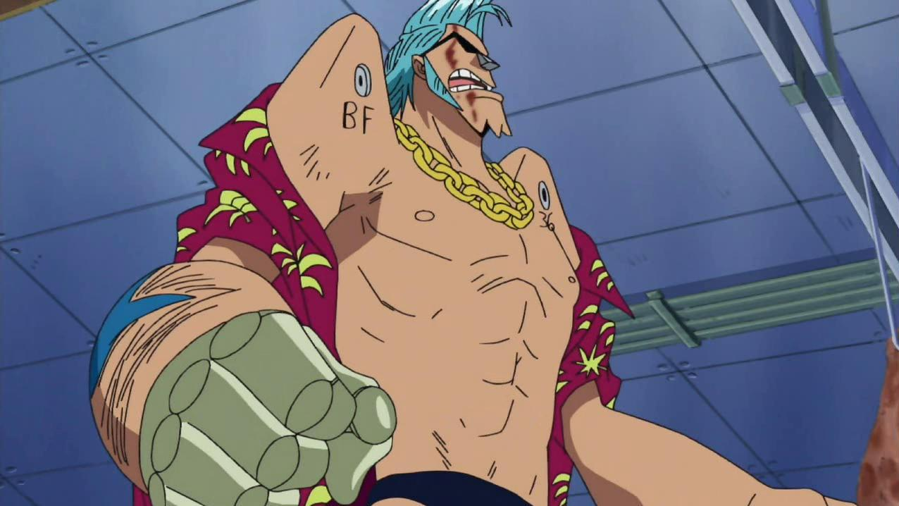 Franky Destroyer Hō