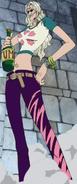 Kureha Without Her Jacket
