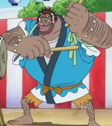 Masira Boss Luffy Historical Special