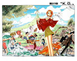 Chapter 317 Colored