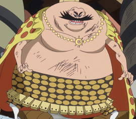 Dagama in the anime