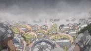 Les prisonniers se prosternent devant Momonosuke