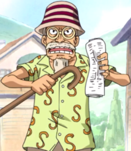 Woop Slap tras el salto temporal en el anime