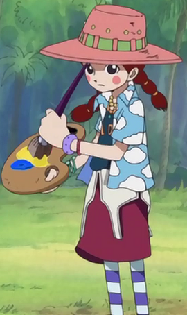 Marianne in the anime