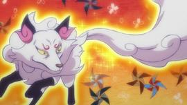 Онимару в аниме