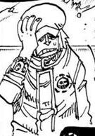 Shachi in the manga