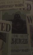 Jesus Burgess Bounty Poster