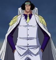 Kuzan ammiraglio