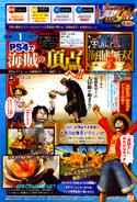 One Piece Pirate Warriors 3 scan
