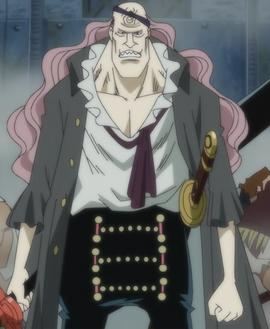 Squard en el anime