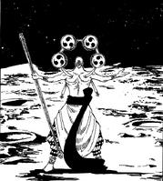 Superfice lunare