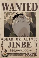 Jinbe seconda taglia