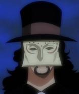 Rob Lucci's Second San Faldo Mask