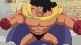 Логан в аниме