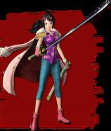Tashigi Pirate Warriors 4