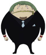 Fukurou Anime Concept Art