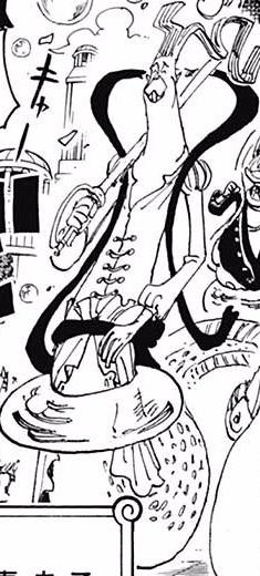 Ryuboshi en el manga