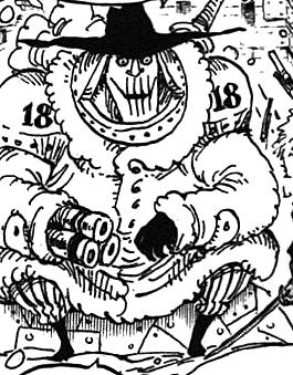 Scotch en el manga