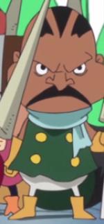 Bobomba in the anime