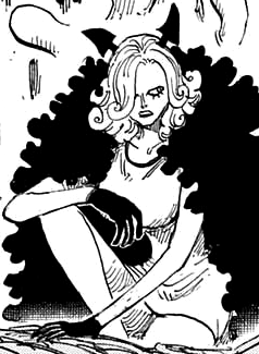 Charlotte Galette in the manga