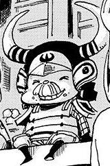 Galaxy in the manga