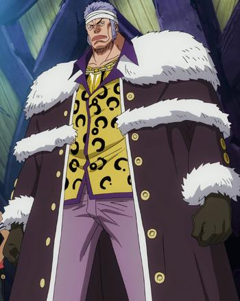 Admiral (Fleet Captain)