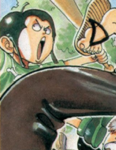 Piiman Manga Color Scheme
