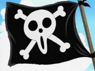 Usopp Pirates' Jolly Roger