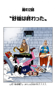 Chapter 412 Colored