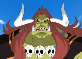 Little Oars Jr. in the anime