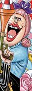 Chiffon Manga Color Scheme