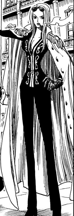 Hina in the manga