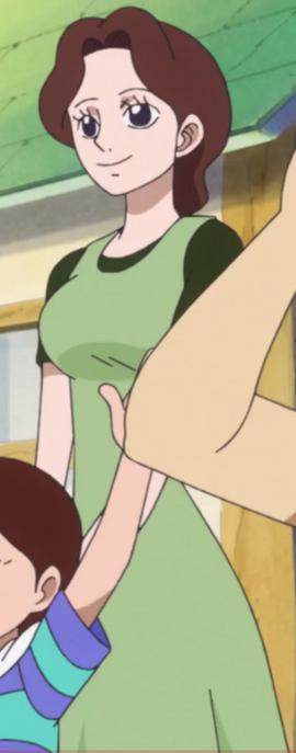 Ririka in the anime