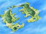 空島篇/加雅島篇