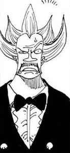 Ultraking in the manga