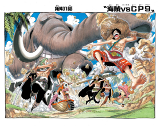 Chapter 401 Colored