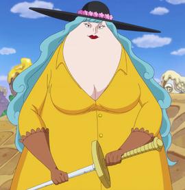 Шарлотта Монде в аниме